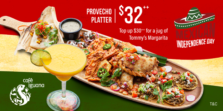 Mexican Independence Day Platter