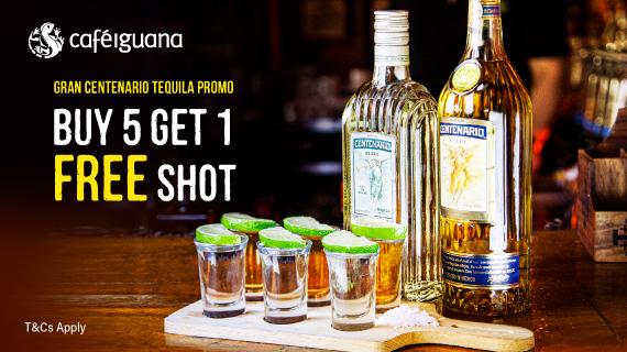 Gran Centenario Tequila Promotion